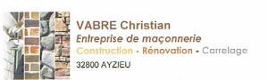 Logo seul Christian Vabre